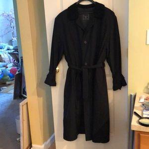 Christian Dior Overcoat Trench Coat